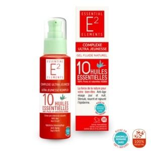 Lotion Ultra Jeunesse 100% Naturel aux 10 Huiles Essentielles | E2 Essential Elements