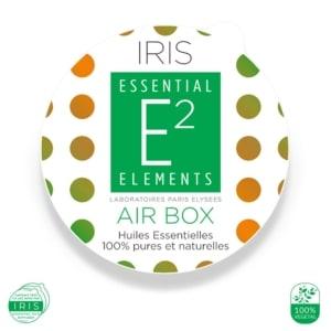 Air Box pour Diffuseur IRIS aux 47 Huiles Essentielles | E2 Essential Elements